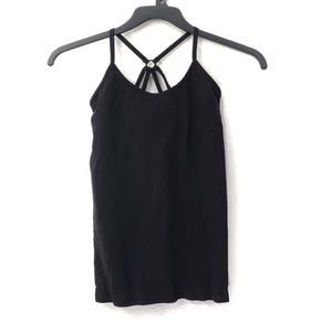 Z By Zella Caged Back Active Tank Top